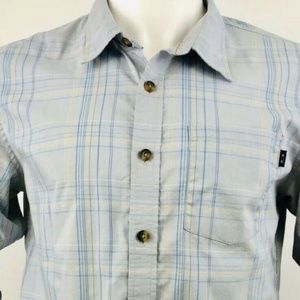 Oakley Button Up Long Sleeve Shirt MED